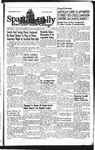 Spartan Daily, February 22, 1944 by San Jose State University, School of Journalism and Mass Communications