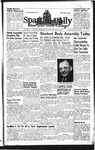 Spartan Daily, February 24, 1944 by San Jose State University, School of Journalism and Mass Communications