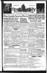 Spartan Daily, March 3, 1944 by San Jose State University, School of Journalism and Mass Communications