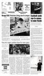 Spartan Daily (November 2, 2011)