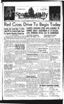 Spartan Daily, March 8, 1944 by San Jose State University, School of Journalism and Mass Communications