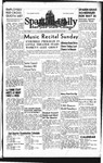 Spartan Daily, March 17, 1944 by San Jose State University, School of Journalism and Mass Communications