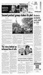 Spartan Daily November 3, 2011
