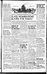 Spartan Daily, April 11, 1944 by San Jose State University, School of Journalism and Mass Communications