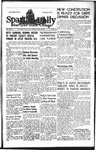 Spartan Daily, April 18, 1944 by San Jose State University, School of Journalism and Mass Communications