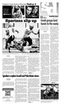 Spartan Daily November 7, 2011