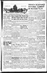 Spartan Daily, May 11, 1944 by San Jose State University, School of Journalism and Mass Communications