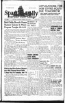 Spartan Daily, May 23, 1944 by San Jose State University, School of Journalism and Mass Communications