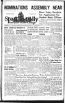 Spartan Daily, May 24, 1944 by San Jose State University, School of Journalism and Mass Communications