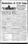 Spartan Daily, May 26, 1944 by San Jose State University, School of Journalism and Mass Communications