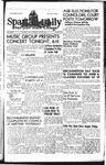 Spartan Daily, June 6, 1944 by San Jose State University, School of Journalism and Mass Communications