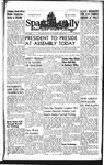 Spartan Daily, June 8, 1944 by San Jose State University, School of Journalism and Mass Communications