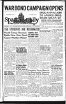 Spartan Daily, June 9, 1944 by San Jose State University, School of Journalism and Mass Communications