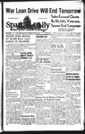 Spartan Daily, June 15, 1944 by San Jose State University, School of Journalism and Mass Communications