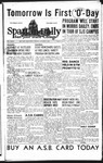 Spartan Daily, October 2, 1944 by San Jose State University, School of Journalism and Mass Communications