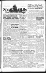 Spartan Daily, October 5, 1944 by San Jose State University, School of Journalism and Mass Communications
