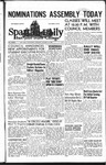 Spartan Daily, October 10, 1944 by San Jose State University, School of Journalism and Mass Communications