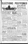 Spartan Daily, October 11, 1944 by San Jose State University, School of Journalism and Mass Communications