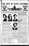 Spartan Daily, October 13, 1944 by San Jose State University, School of Journalism and Mass Communications