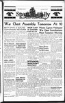Spartan Daily, October 16, 1944 by San Jose State University, School of Journalism and Mass Communications