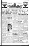 Spartan Daily, October 17, 1944