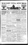 Spartan Daily, October 20, 1944 by San Jose State University, School of Journalism and Mass Communications