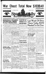 Spartan Daily, October 23, 1944 by San Jose State University, School of Journalism and Mass Communications