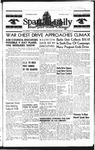 Spartan Daily, October 24, 1944 by San Jose State University, School of Journalism and Mass Communications