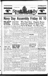 Spartan Daily, October 25, 1944 by San Jose State University, School of Journalism and Mass Communications