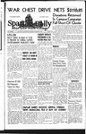 Spartan Daily, October 30, 1944 by San Jose State University, School of Journalism and Mass Communications