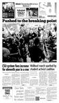 Spartan Daily November 17, 2011