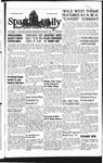 Spartan Daily, November 1, 1944 by San Jose State University, School of Journalism and Mass Communications