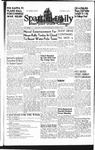 Spartan Daily, November 3, 1944 by San Jose State University, School of Journalism and Mass Communications