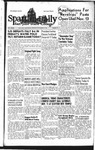 Spartan Daily, November 6, 1944 by San Jose State University, School of Journalism and Mass Communications
