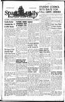 Spartan Daily, November 8, 1944