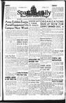Spartan Daily, November 22, 1944 by San Jose State University, School of Journalism and Mass Communications