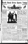 Spartan Daily, November 27, 1944 by San Jose State University, School of Journalism and Mass Communications
