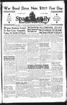 Spartan Daily, November 28, 1944 by San Jose State University, School of Journalism and Mass Communications