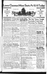 Spartan Daily, December 15, 1944 by San Jose State University, School of Journalism and Mass Communications