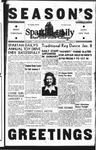 Spartan Daily, December 21, 1944 by San Jose State University, School of Journalism and Mass Communications