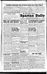 Spartan Daily, January 7, 1948 by San Jose State University, School of Journalism and Mass Communications