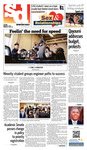 Spartan Daily December 1, 2011
