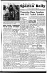 Spartan Daily, February 11, 1948 by San Jose State University, School of Journalism and Mass Communications