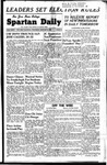 Spartan Daily, February 25, 1948 by San Jose State University, School of Journalism and Mass Communications