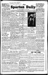 Spartan Daily, March 1, 1948 by San Jose State University, School of Journalism and Mass Communications