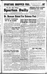 Spartan Daily, March 12, 1948 by San Jose State University, School of Journalism and Mass Communications