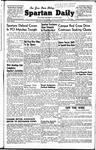 Spartan Daily, March 15, 1948 by San Jose State University, School of Journalism and Mass Communications