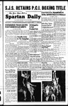 Spartan Daily, March 17, 1948 by San Jose State University, School of Journalism and Mass Communications