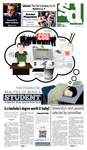 Spartan Daily December 8, 2011 by San Jose State University, School of Journalism and Mass Communications