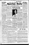 Spartan Daily, April 7, 1948 by San Jose State University, School of Journalism and Mass Communications